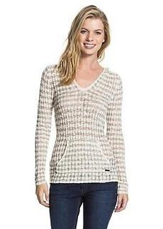 Roxy Women's White Caps Sweater