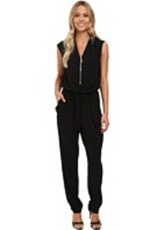 rsvp Brooklyn Zipper Jumpsuit