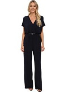 rsvp Evelyn Belted Jumpsuit