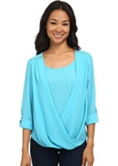 rsvp Jillian Surplice Top