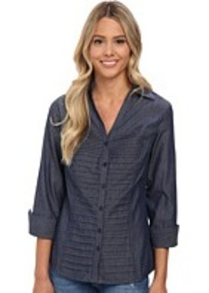 rsvp Lacey Chambray Button Down Shirt