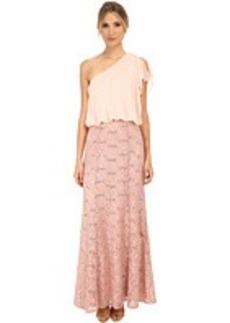 rsvp Mabel One Shoulder Long Dress