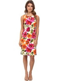 rsvp Olivia Floral Sheath Dress