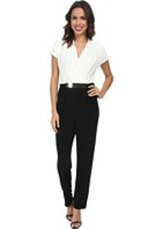 rsvp Two-Tone Jump Suit