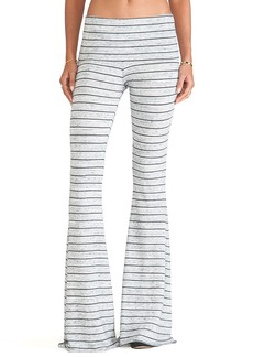 Saint Grace Ashby Flare Pant in Gray