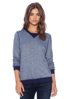 Saint Grace Bobby Long Sleeve Crew