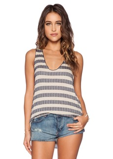Saint Grace Jett Loom Stripe Tank