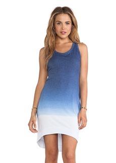 Saint Grace Jo Hi-Low Dress in Blue