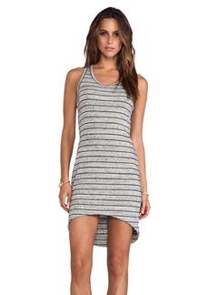 Saint Grace Jo Moby Stripe Dress