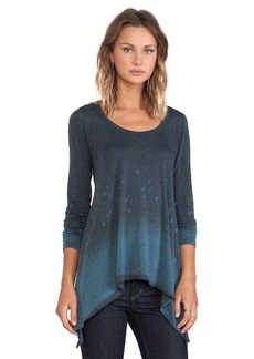 Saint Grace Long Sleeve Scoop Top