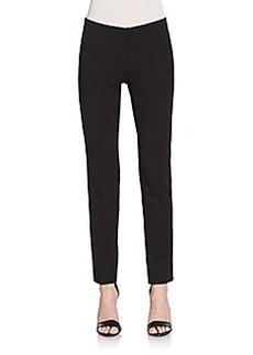 Saks Fifth Avenue BLACK Pull-On Pants
