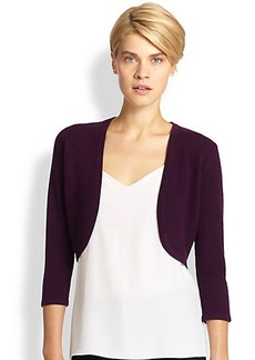 Saks Fifth Avenue Collection Cashmere Basic Bolero