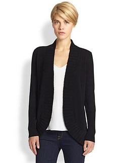 Saks Fifth Avenue Collection Cashmere Cocoon Cardigan