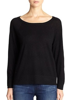 Saks Fifth Avenue Collection Cashmere Pullover
