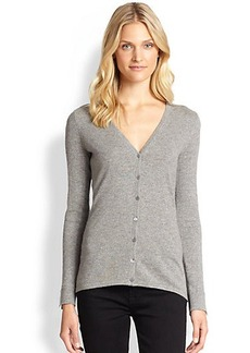 Saks Fifth Avenue Collection Cashmere V-neck Cardigan