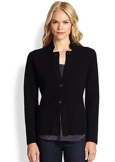 Saks Fifth Avenue Collection Cashmere/Wool Jacket