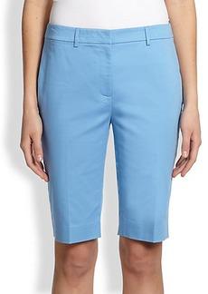 Saks Fifth Avenue Collection Cotton Bermuda Shorts