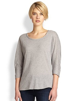 Saks Fifth Avenue Collection Dolman-Sleeve Top