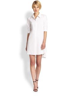 Saks Fifth Avenue Collection Poplin Shirtdress