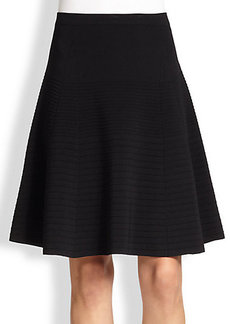 Saks Fifth Avenue Collection Power Stretch Skirt