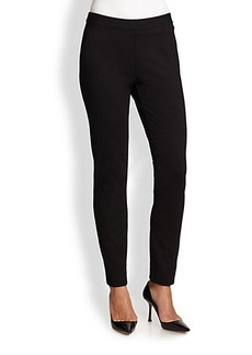 Saks Fifth Avenue Collection Skinny Stretch Pants