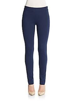Saks Fifth Avenue Double-Knit Slim-Leg Pants