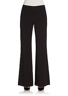 Saks Fifth Avenue Flared Stretch Pants