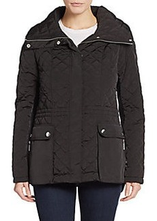 Saks Fifth Avenue Quilted Jacket