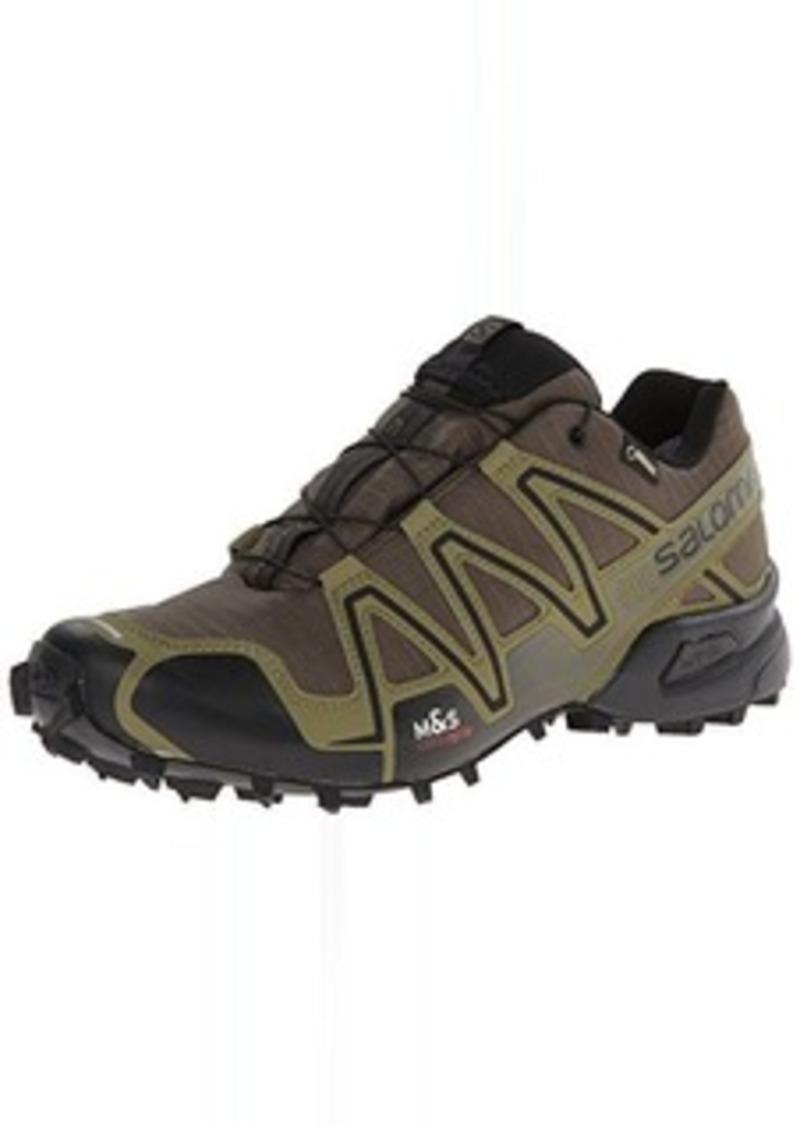 salomon salomon men 39 s speedcross 3 gtx running trail shoe shoes shop it to me. Black Bedroom Furniture Sets. Home Design Ideas