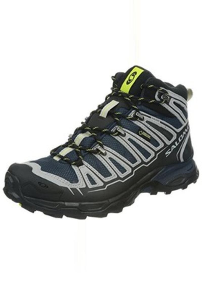 Salomon Men's X Ultra Mid GTX Hiking Shoe