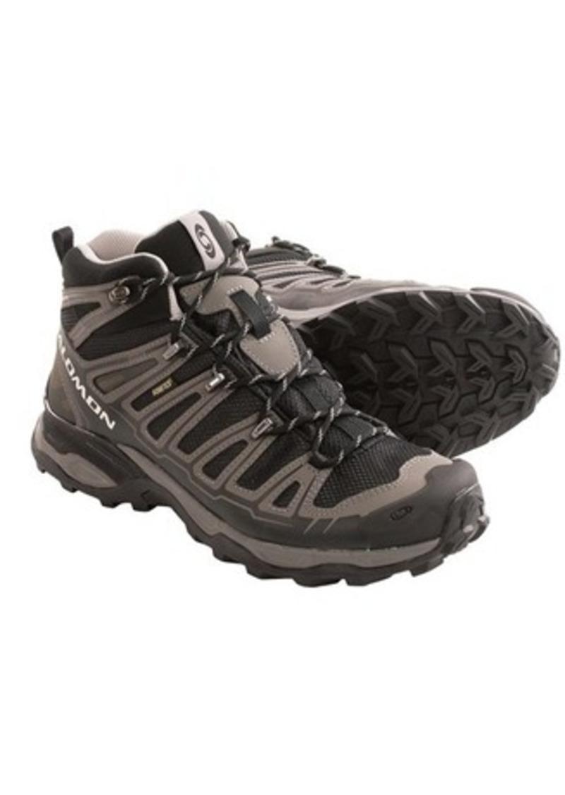 Women S Salomon X Ultra Low  Gore Tex Hiking Shoes