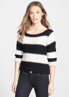 Sanctuary 'Alexa' Stripe Sweater