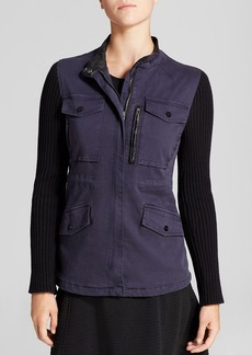 Sanctuary Bay City Utility Jacket