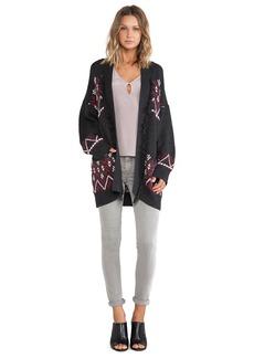 Sanctuary Blanket Cardi Sweater