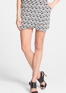 Sanctuary 'Blogger' Asymmetrical Skirt