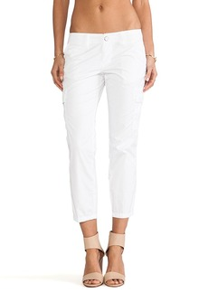 Sanctuary City Sport Pants in White