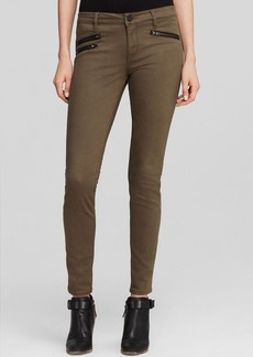 Sanctuary Civilian Skinny Jeans in Fatigue Green
