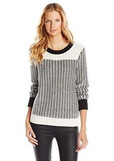 Sanctuary Clothing Women's 24/7 Popover Sweater