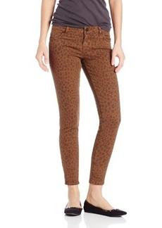 Sanctuary Clothing Women's Ankle Zip Charmer Jean