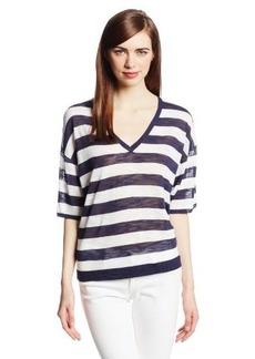 Sanctuary Clothing Women's Easy Stripe Tee