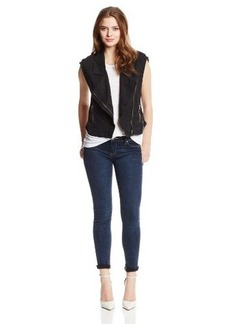 Sanctuary Clothing Women's Editor Linen Jacket