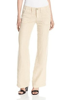 Sanctuary Clothing Women's Linen Breezeway Pant