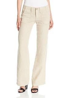 Sanctuary Clothing Women's Linen Breezeway Pant