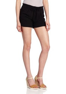 Sanctuary Clothing Women's Paperbag Short