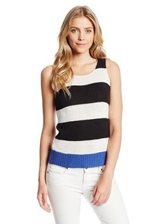 Sanctuary Clothing Women's Stripe Tanky Sweater