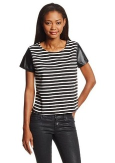 Sanctuary Clothing Women's Striped Sport Tee