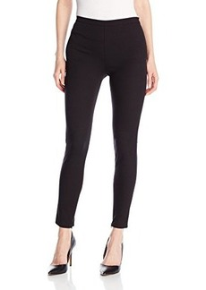 Sanctuary Clothing Women's Zip Grease Rayon Stretch Twill Legging