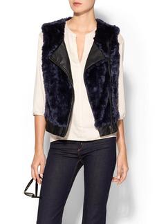 Sanctuary Faux Fur It Vest