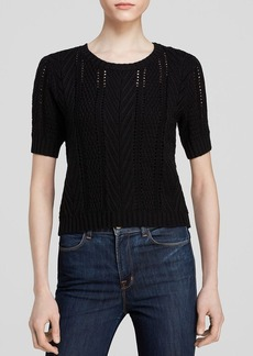 Sanctuary Favorite Skimmer Cropped Sweater
