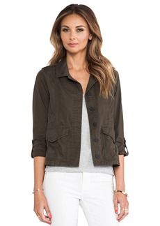 Sanctuary Girly Troop Jacket in Olive